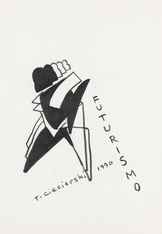 """""""Futurismo"""", 1990"""