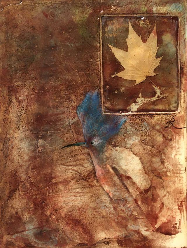 Niebieski ptak, 2017 r.