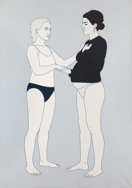 """""""Nawiedzenie"""", 2003"""
