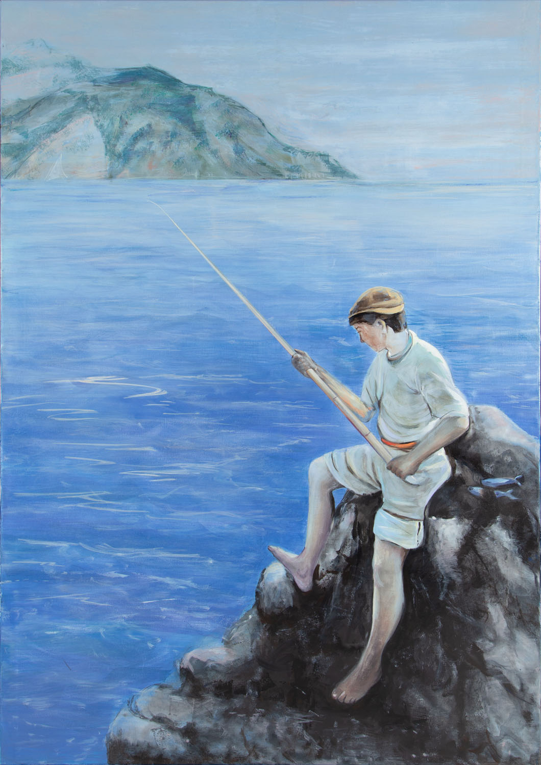 """""""Capri Boy for Usher We Done There (after Hamilton Macallum)"""", 2008"""