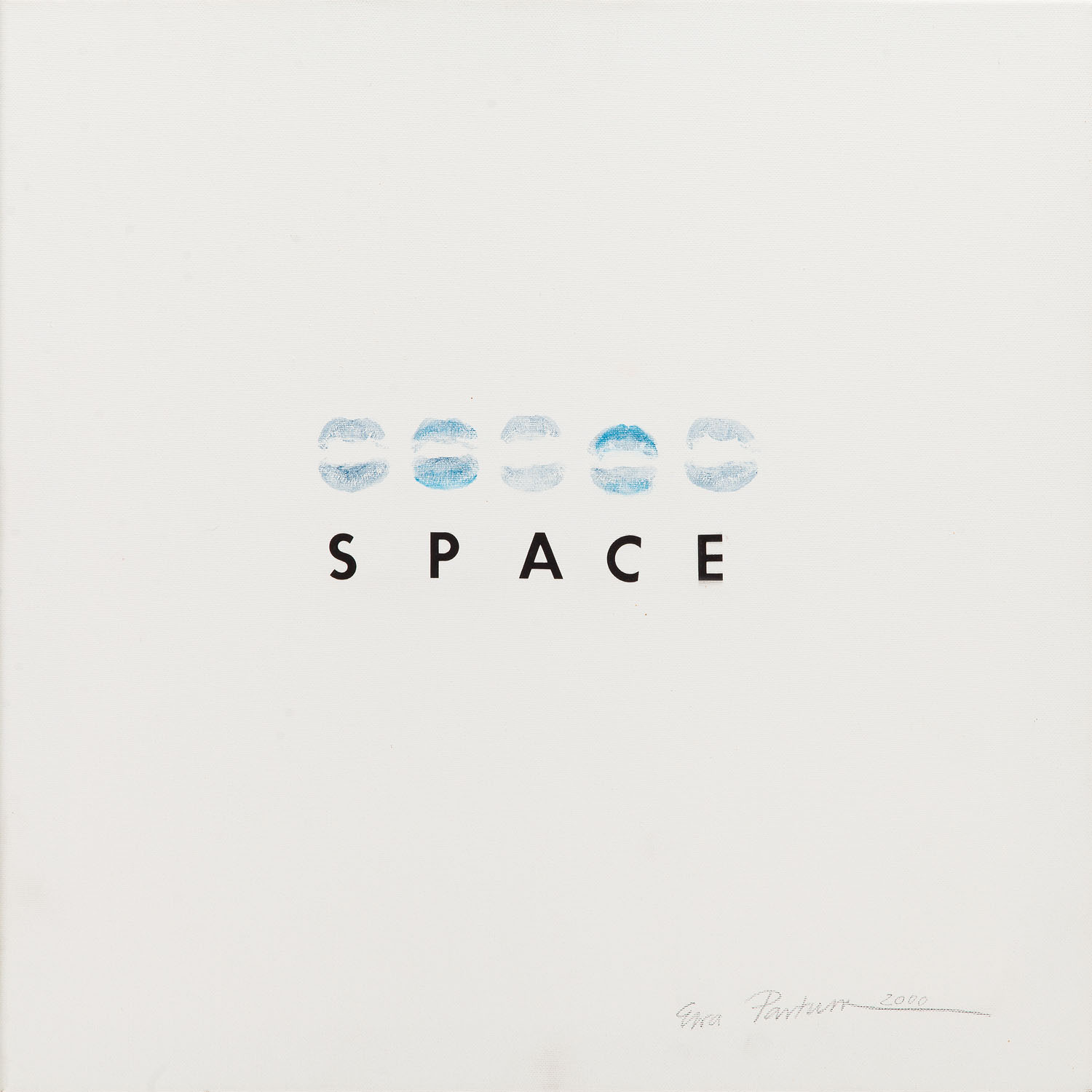 """""""Space"""", 2000"""
