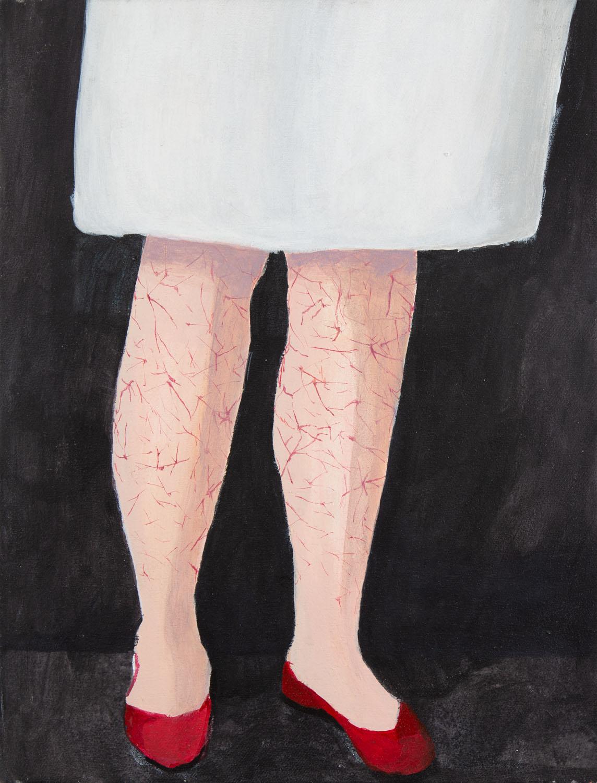 """Z cyklu """"Złe sny"""", 2009"""