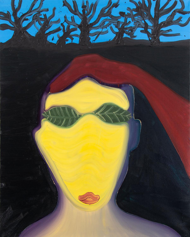 """""""Tracę włosy, a drzewa liście"""", 2020"""