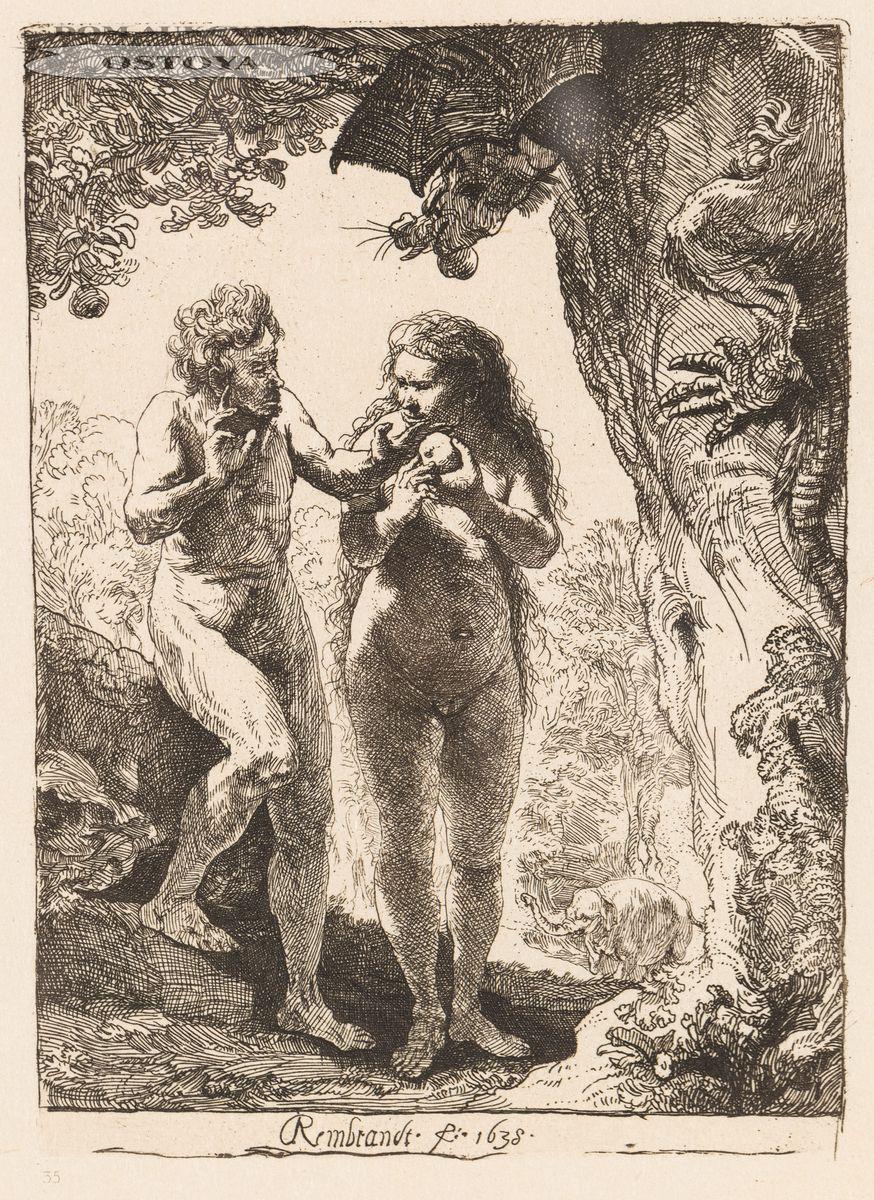 GRZECH PIERWORODNY, 1638, ed. XIX/XX w.