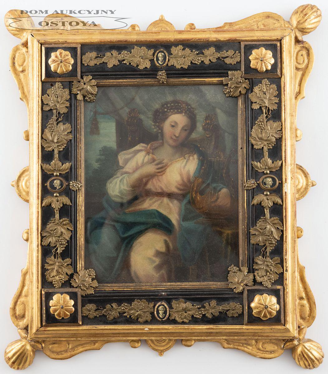 ŚWIĘTA CECYLIA, XVIII w.