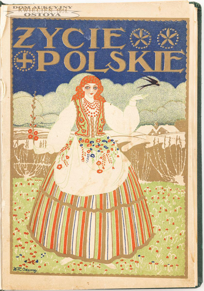 ŻYCIE POLSKIE, Zeszyt 4, kwiecień 1914