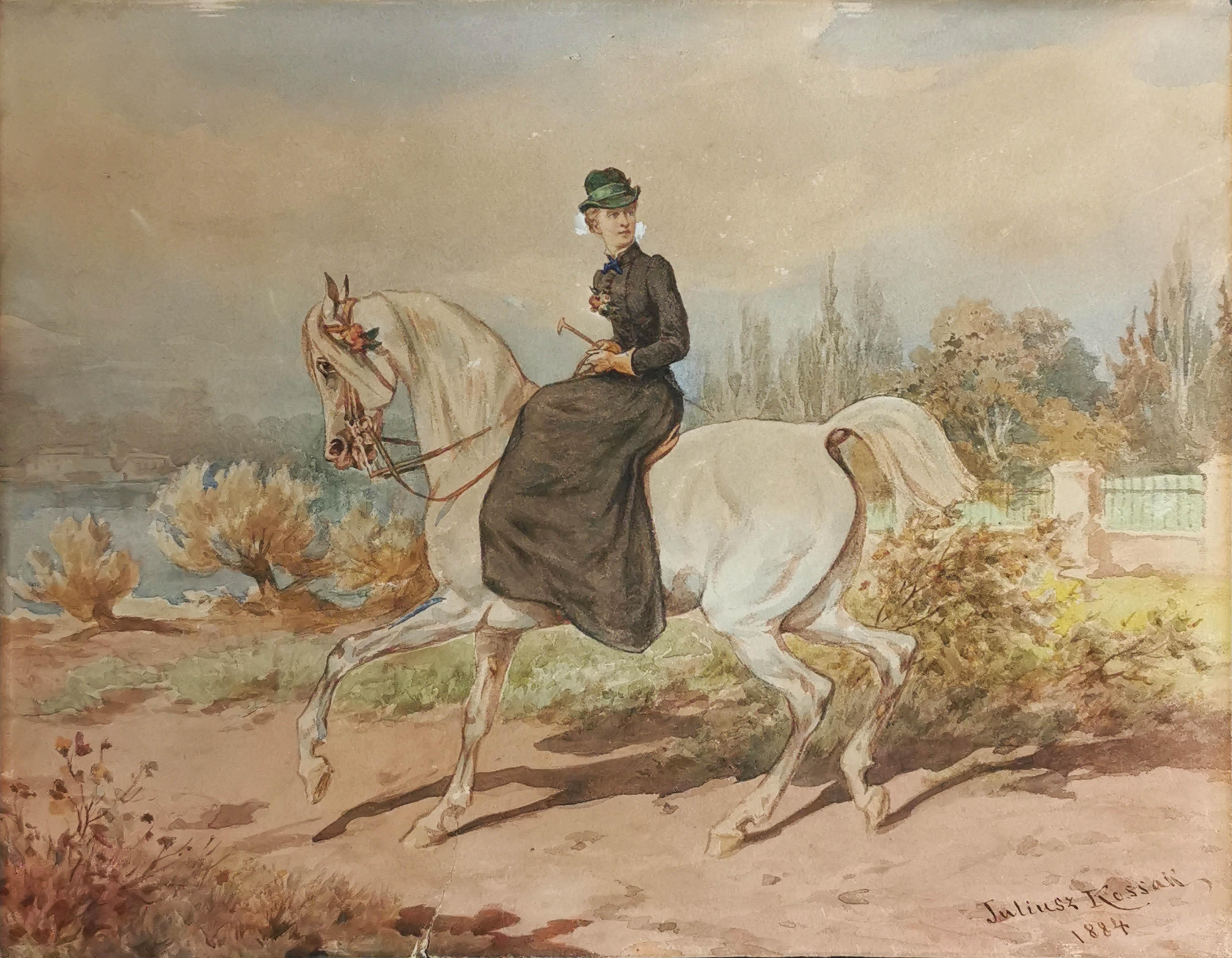 Amazonka, 1884