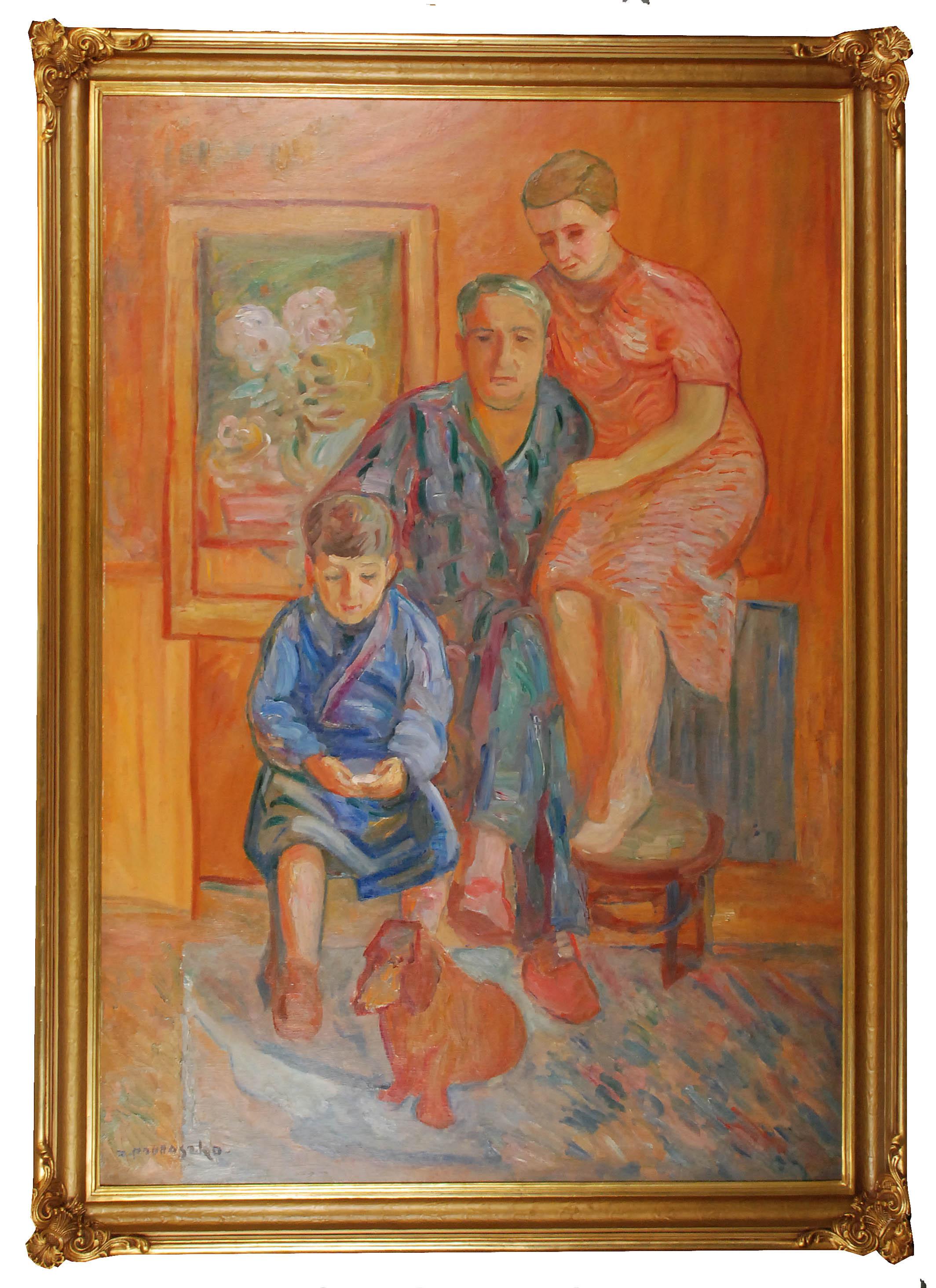 Portret rodziny