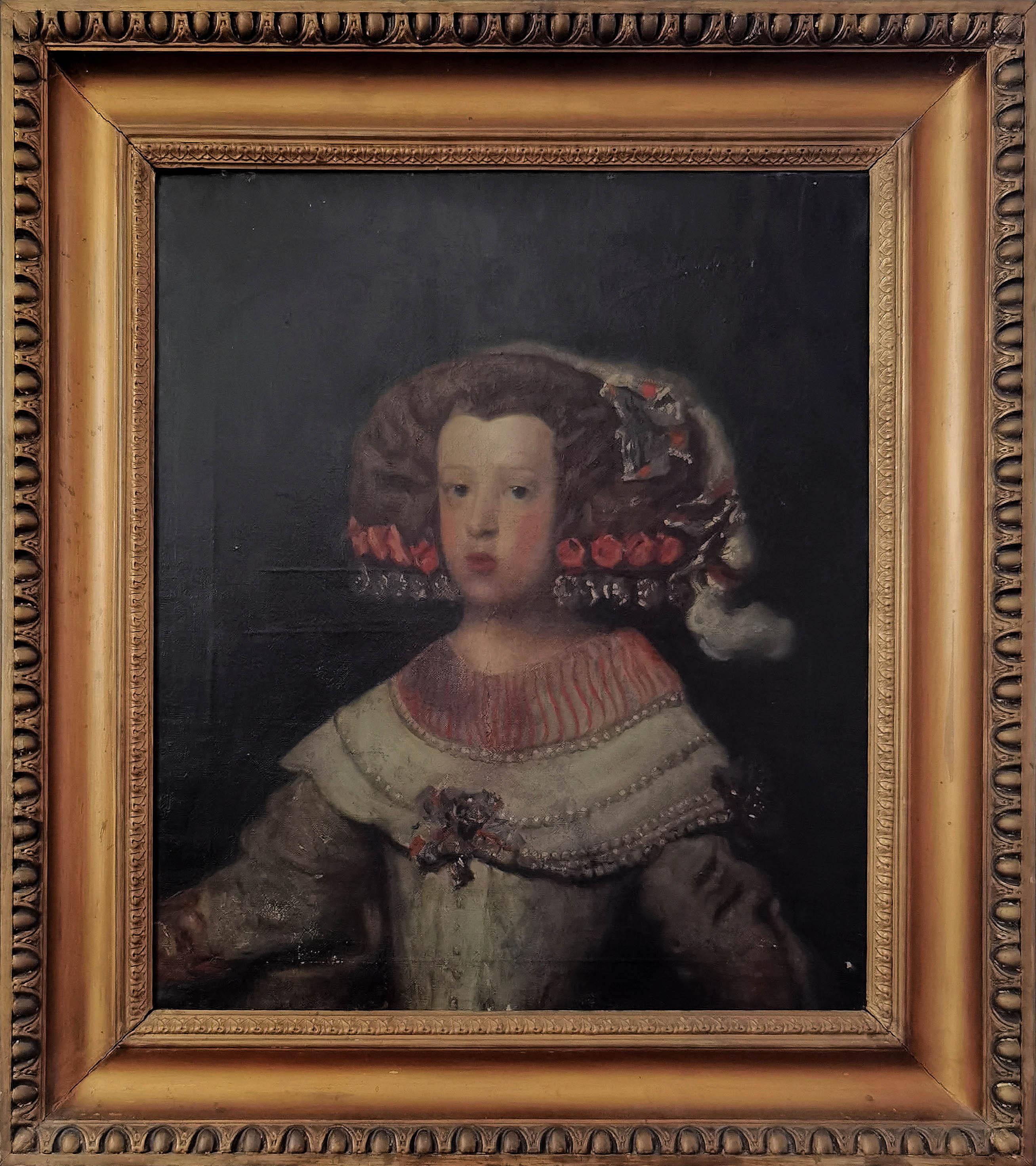 Portret Infantki Marii Teresy