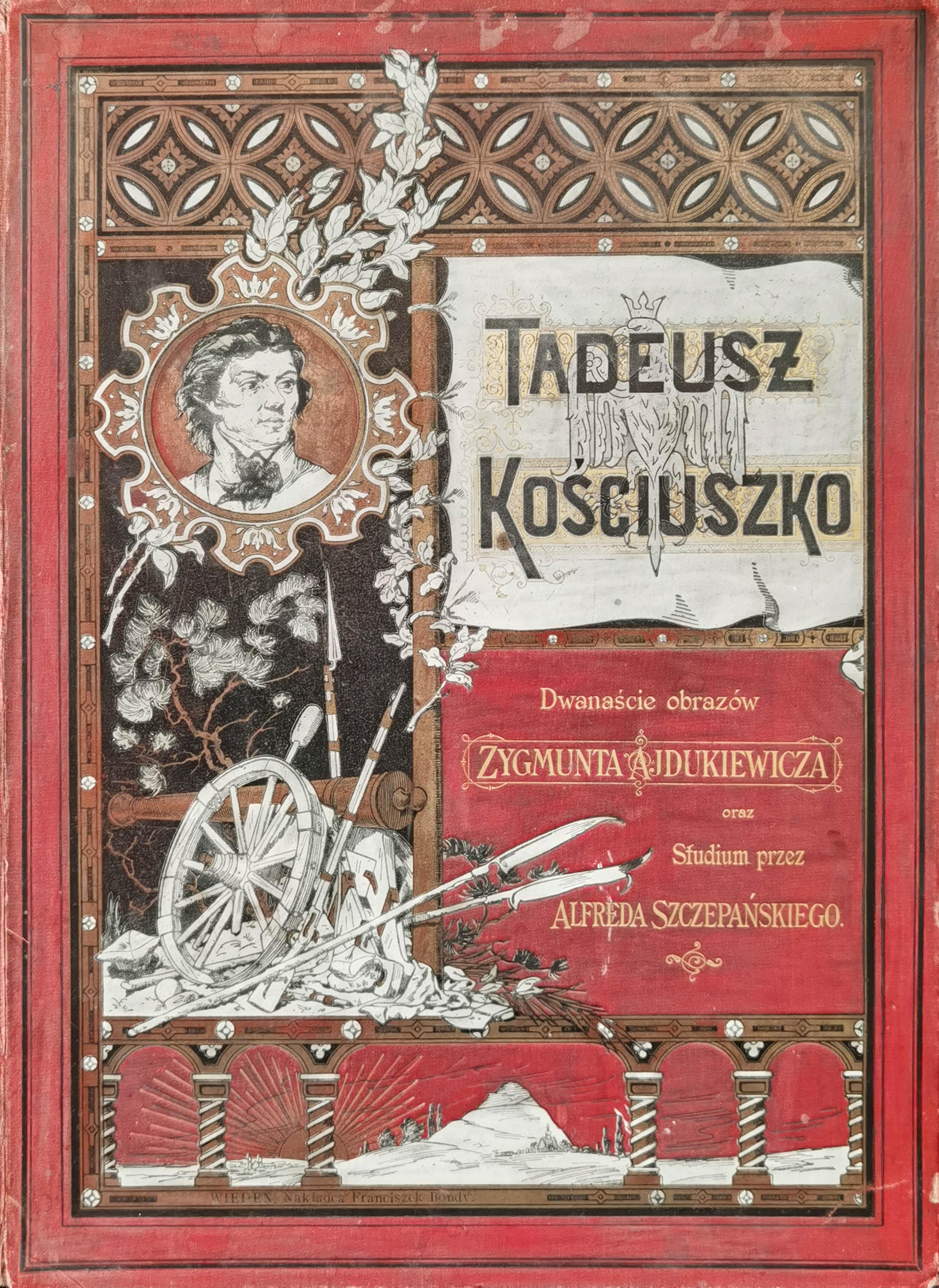 Tadeusz Kościuszko. Dwanaście obrazów