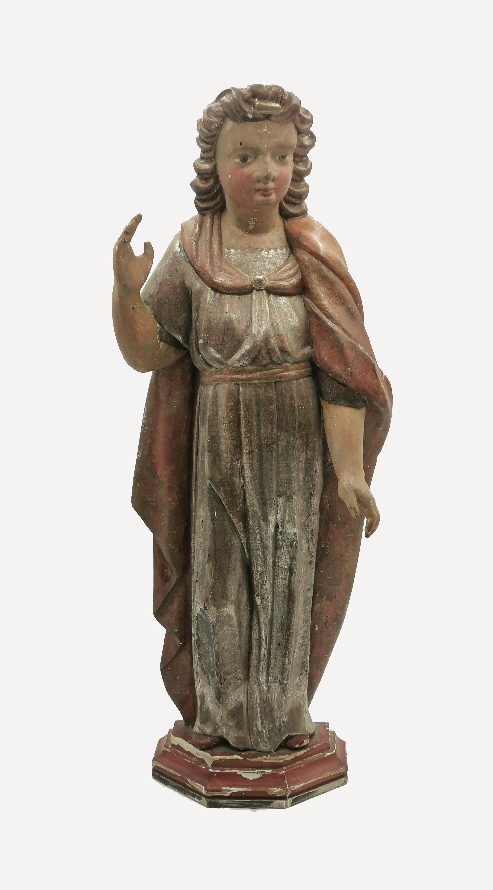 Figura niezidentyfikowanej Świętej