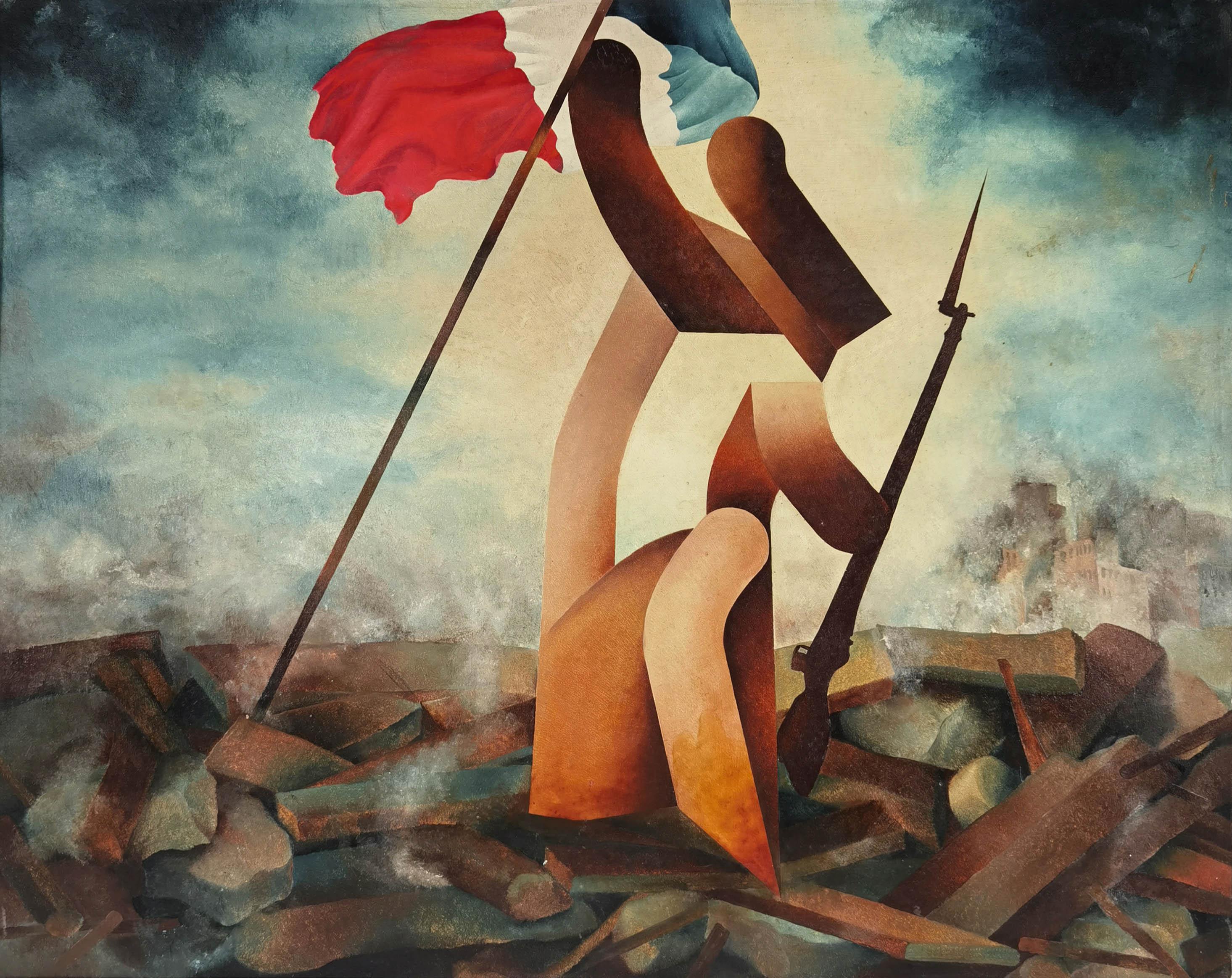 Wolność wiodąca..., 1979