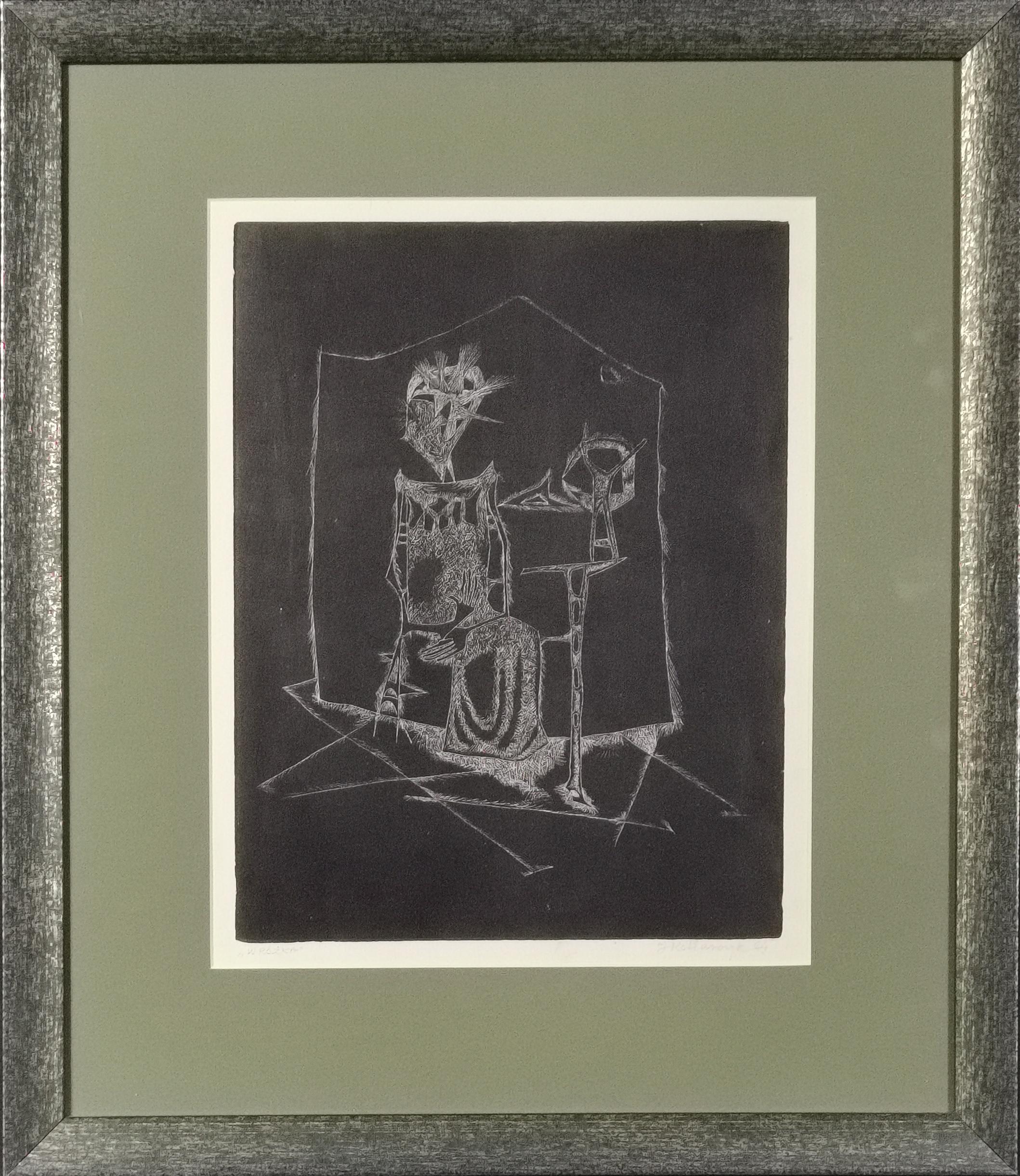 Wróżka, 1964