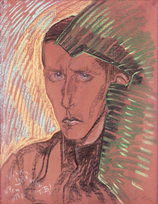 Portret ks. Rafała Gogolińskiego, 1932