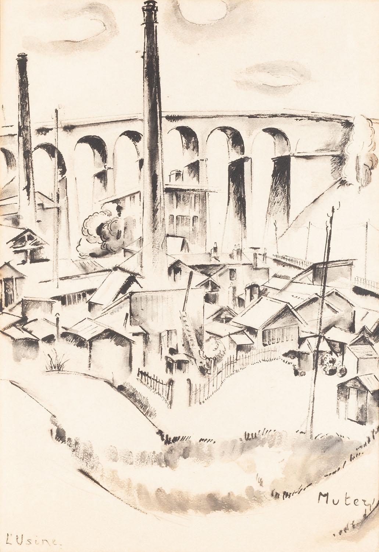 """""""Fabryka"""", około1930"""