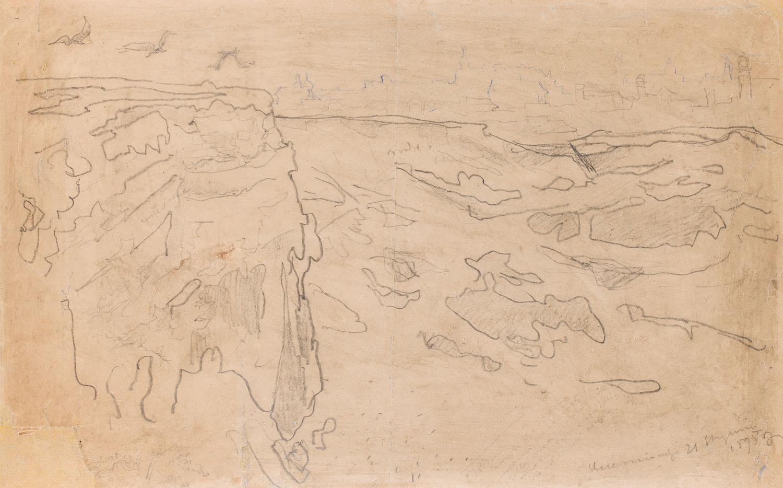"""""""Krzemionki"""", 1895"""