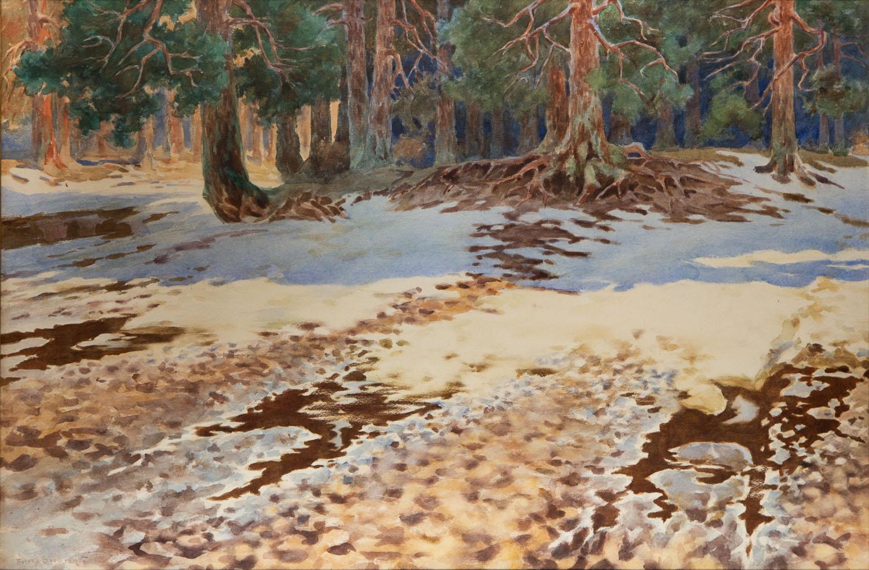 """""""Wiosna idzie"""", przed/lub 1913"""