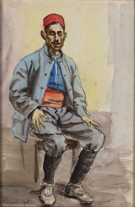 Marokańczyk, 1916