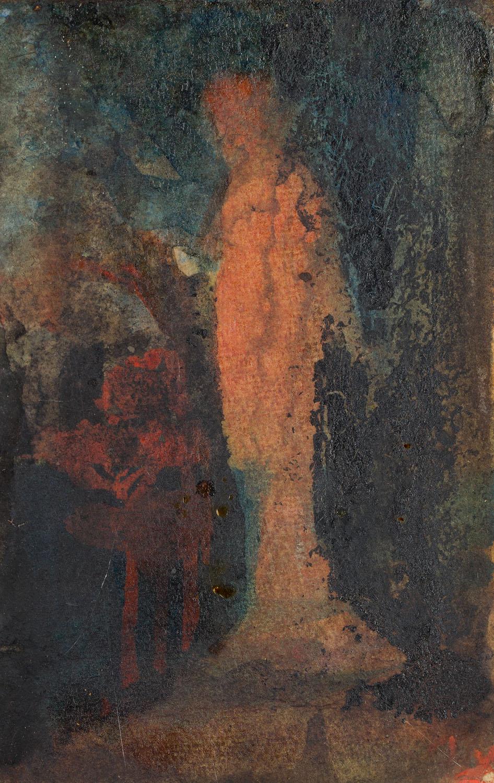 """""""Zmierzch"""", 1907"""