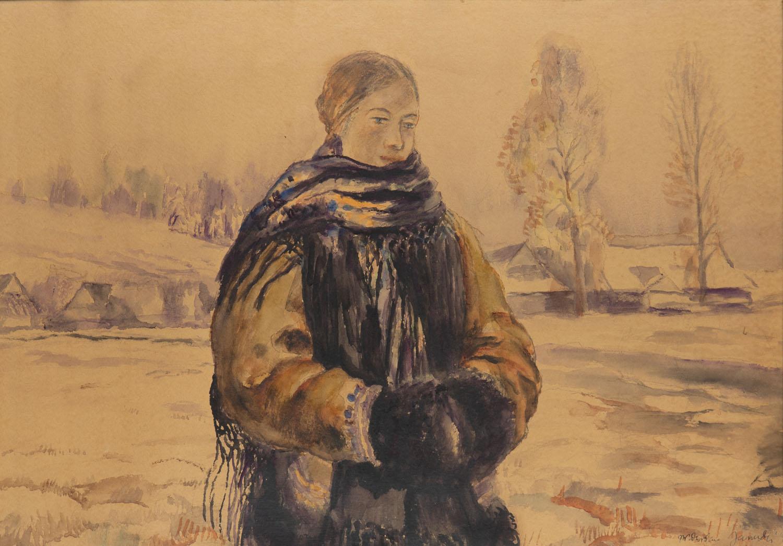 Hucułka, 1900
