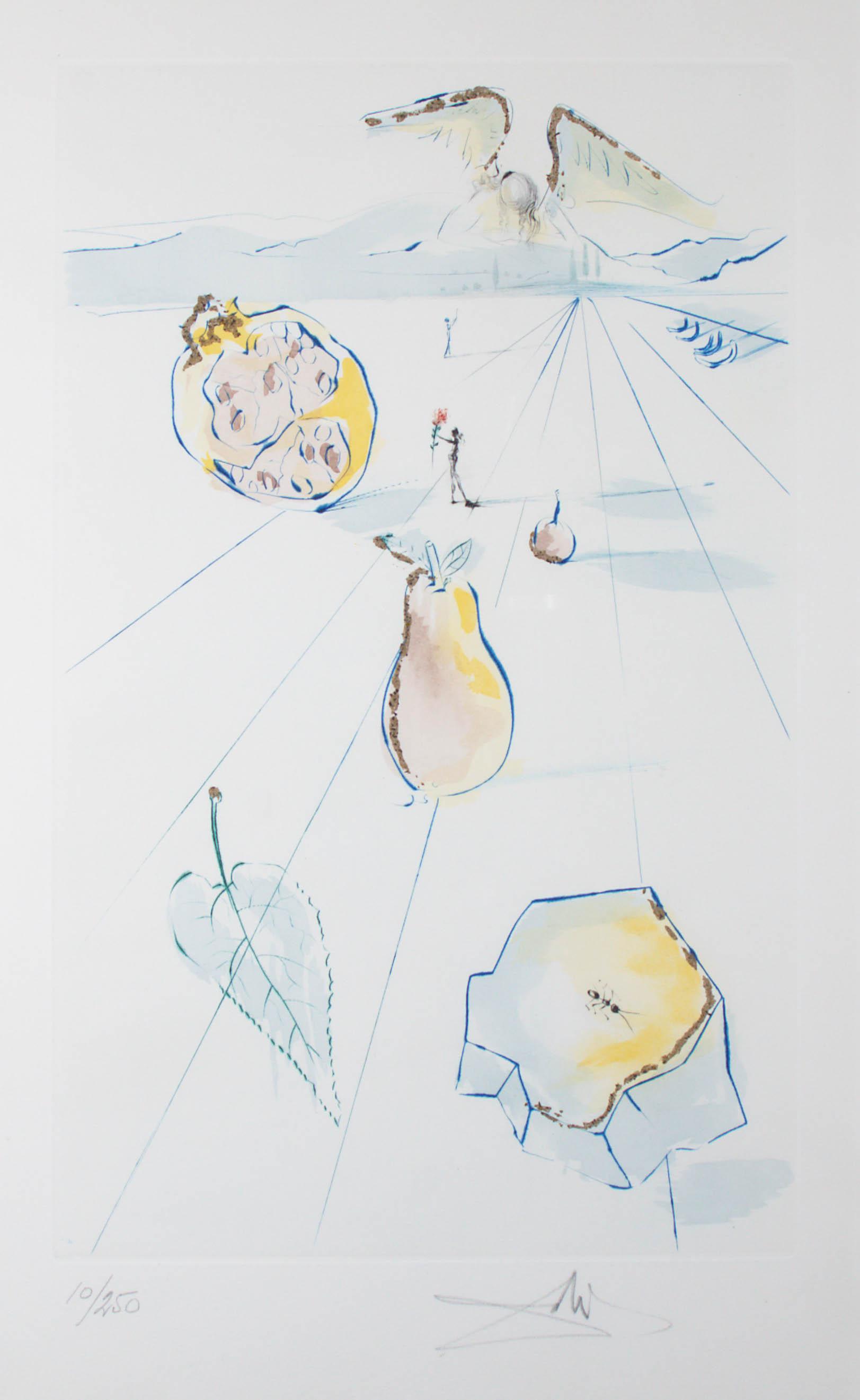 """Z cyklu """"Pieśń nad pieśniami"""", 1971 r."""