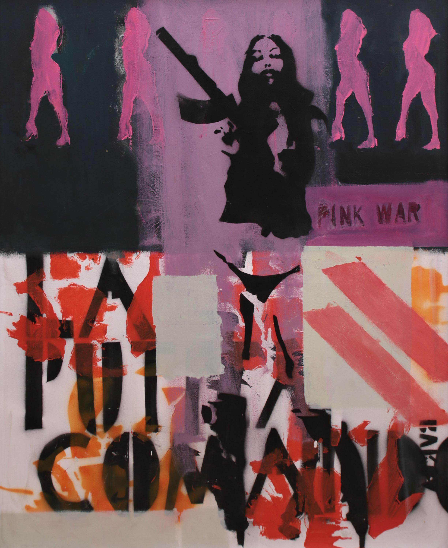Różowa wojna, 2007 r.