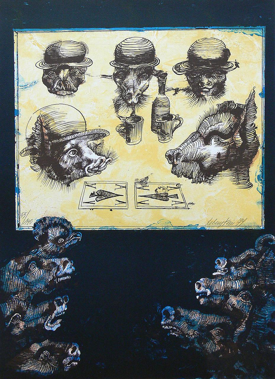 Folwark zwierzęcy, 1979