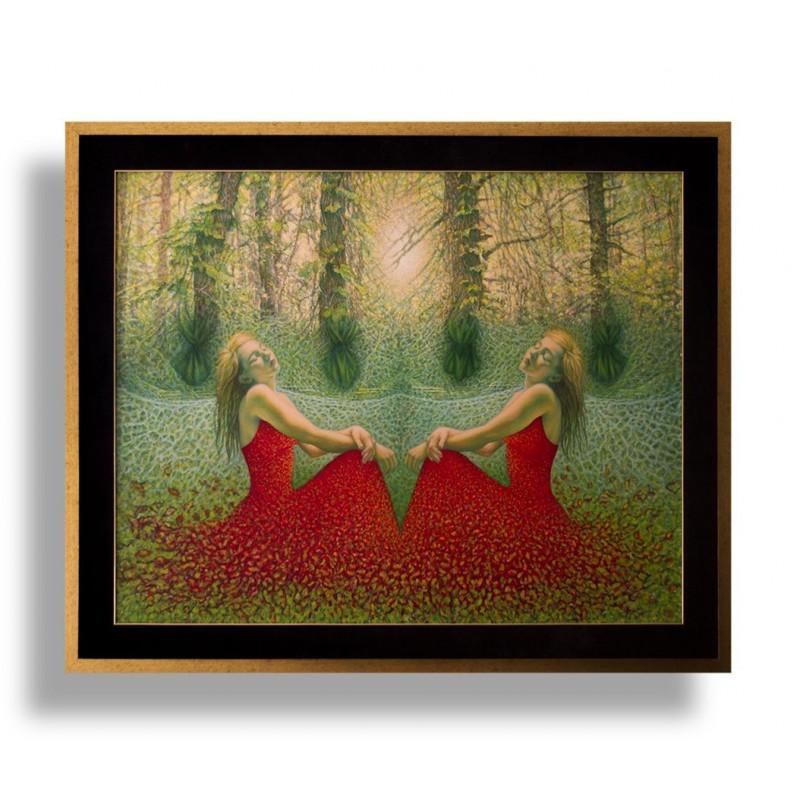 Sen o nieśmiertelności – czerwona dama w szmaragdowej dolinie, 2016