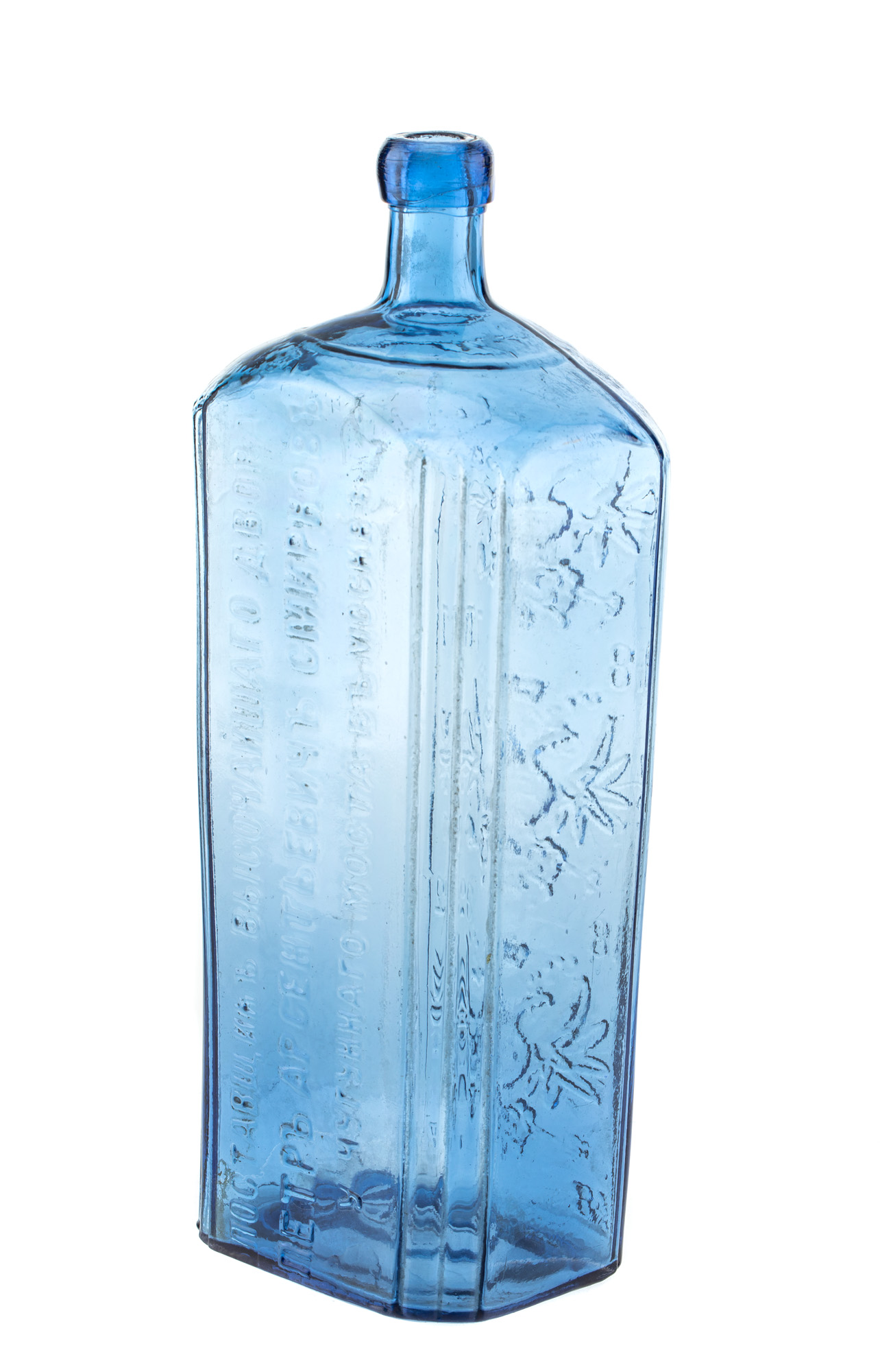 Butelka, koniec XIX w.