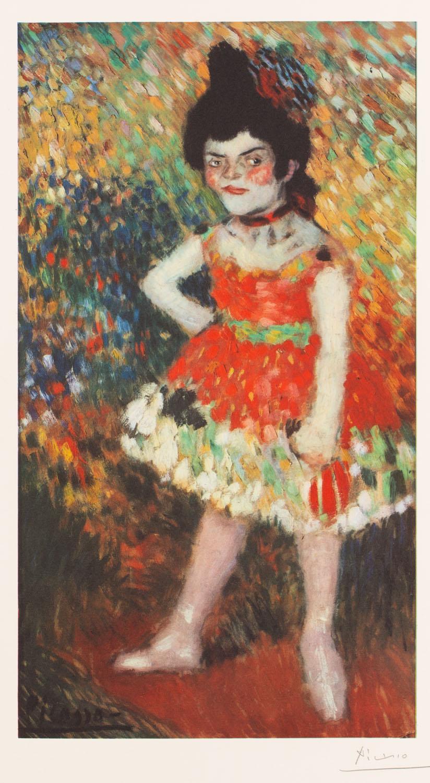 Pablo PICASSO (1881 Malaga - 1973 Mougins) - według