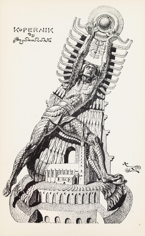 Kopernik (projekt pomnika)