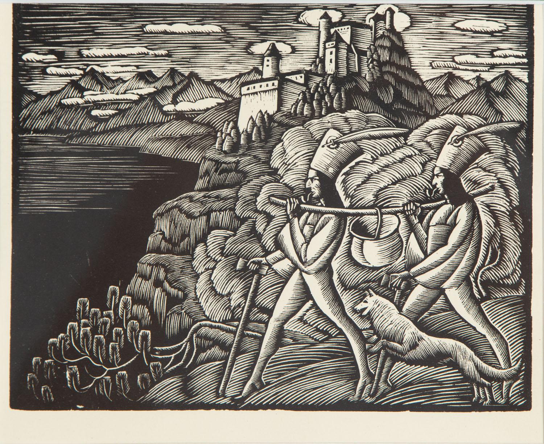 Zbójnicy ze skarbem, 1918