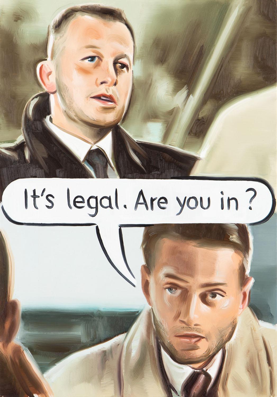 """""""To legalny interes. Wchodzisz?"""" (""""PSY 2""""), 2020"""