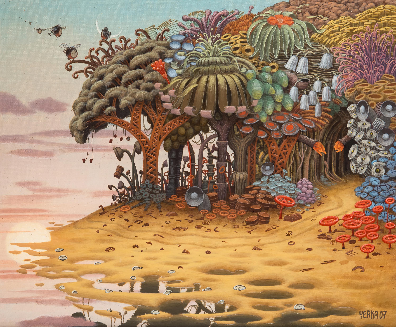 Plaża techno, 2007