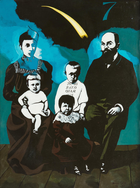 Portret rodzinny, 1987