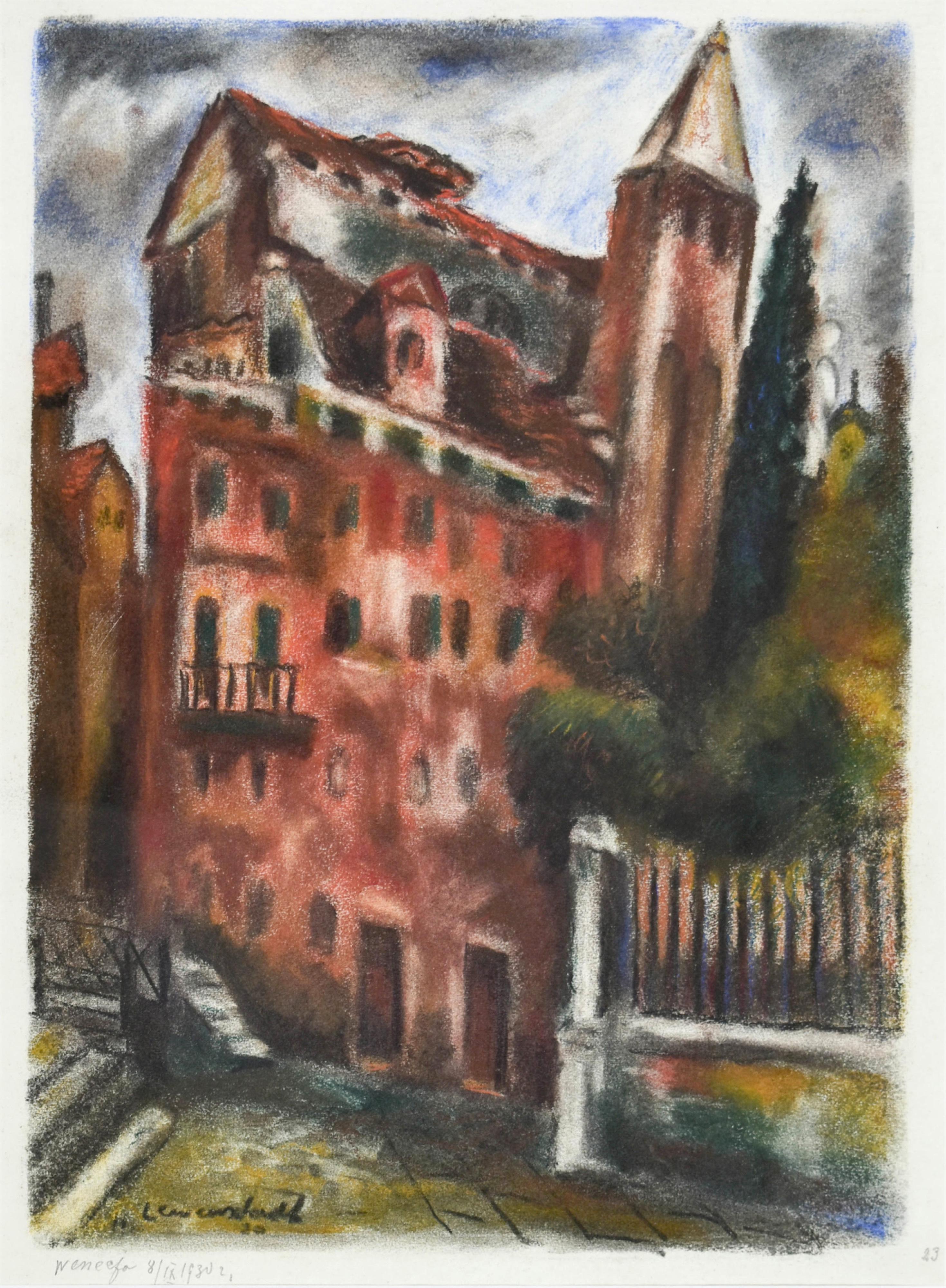 Wenecja, 1930