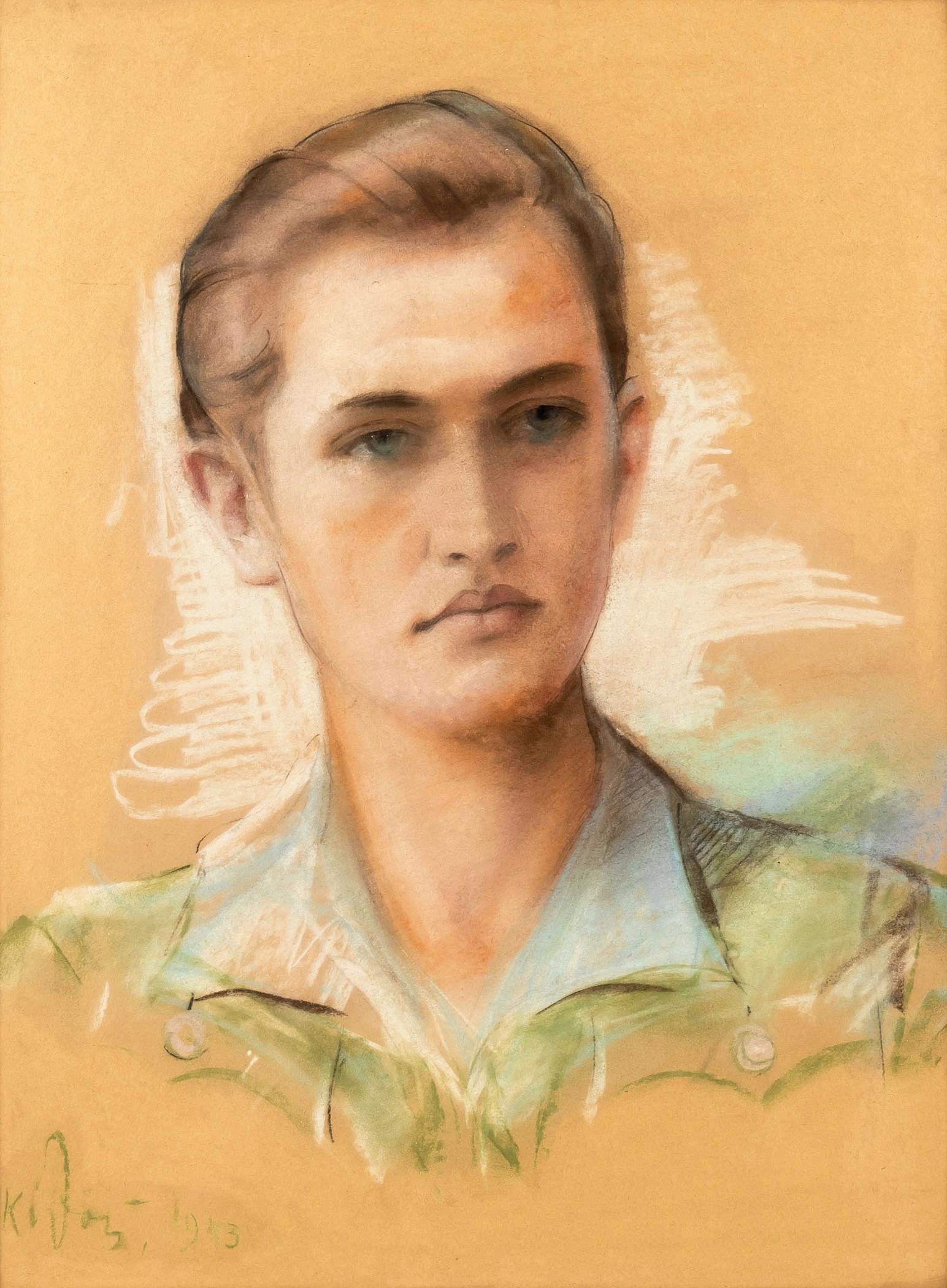 Portret młodzieńca, 1943