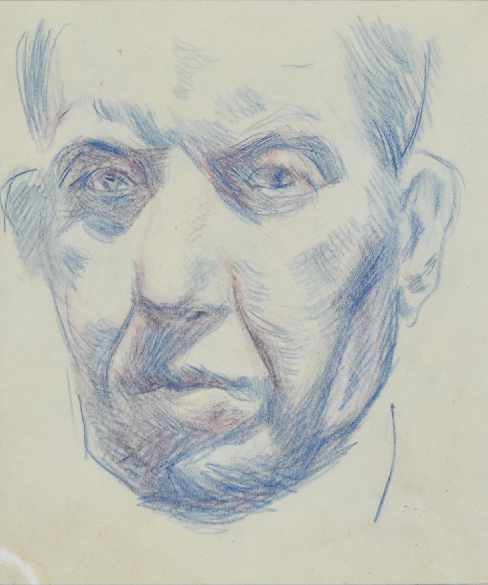 Autoportret – głowa artysty