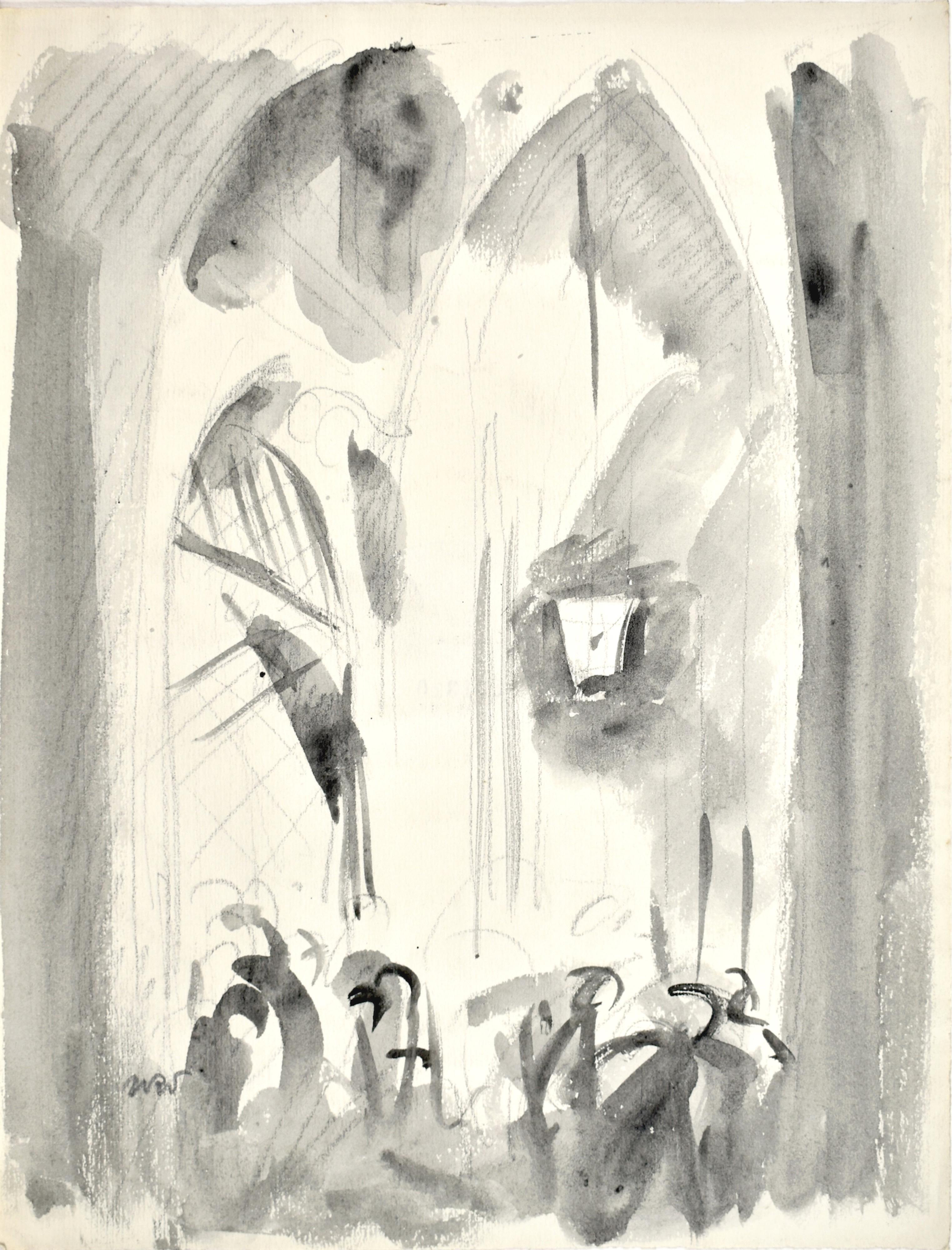 Pod arkadami, 1920