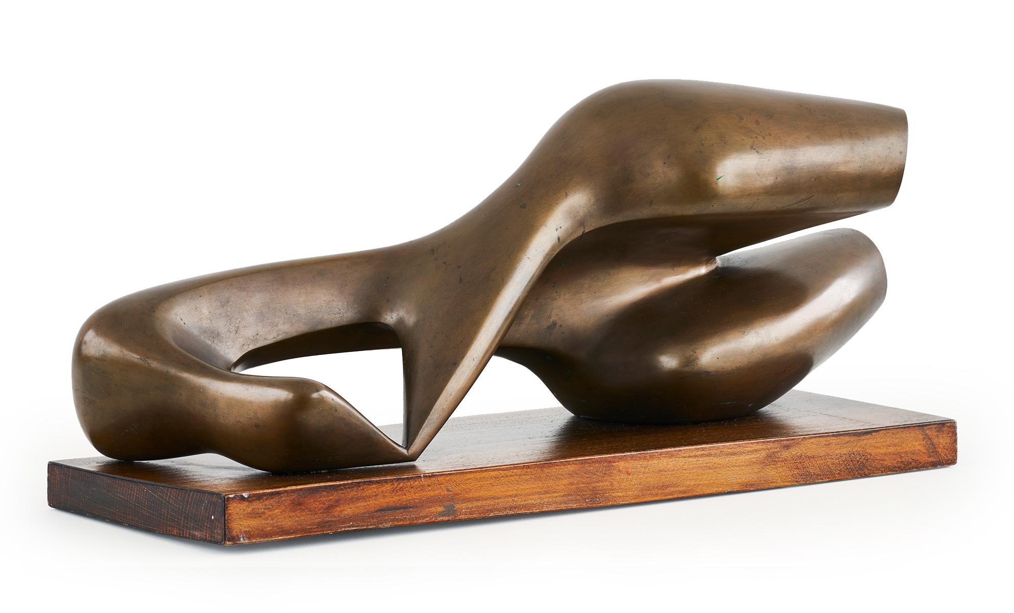 Leżąca, 1957