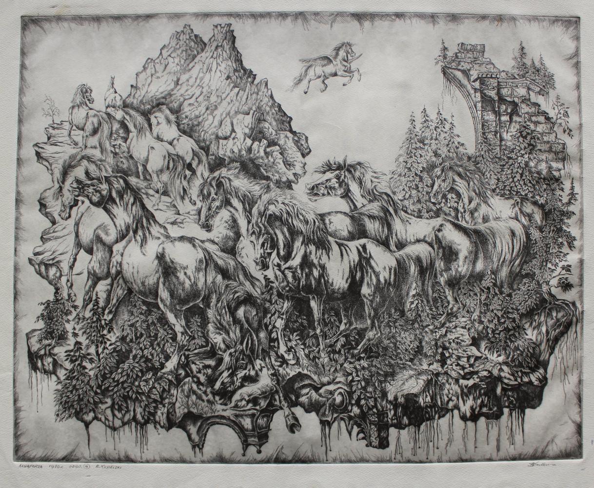 Konie i Pegaz (1970)