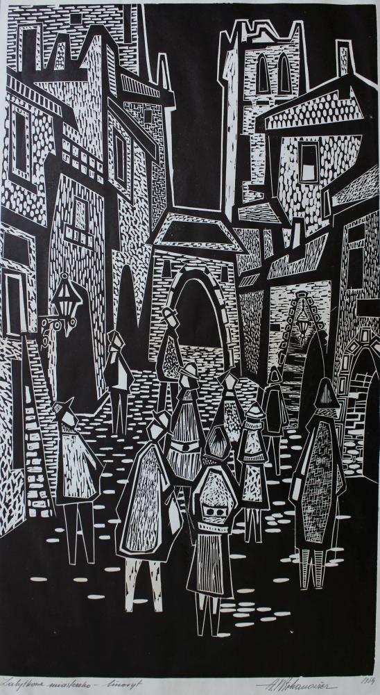 Zabytkowe miasteczko (1964)