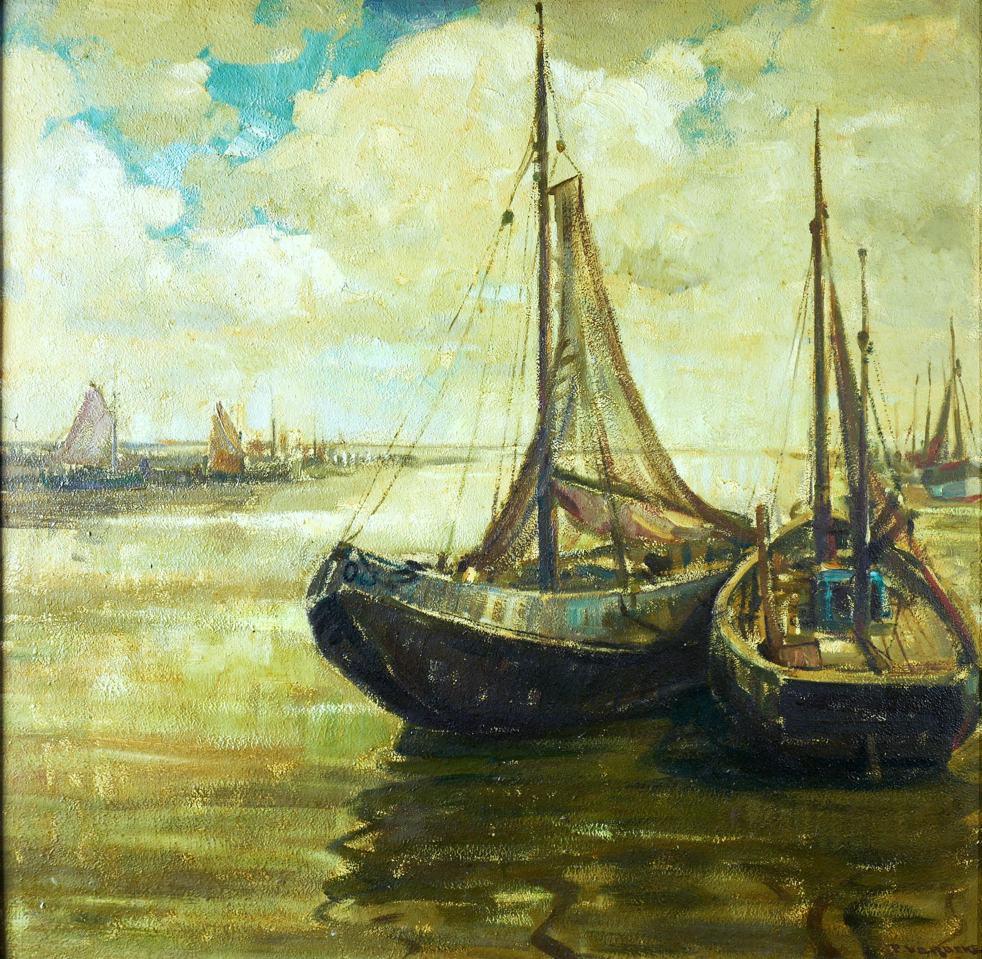 Vissershaven - Holandia