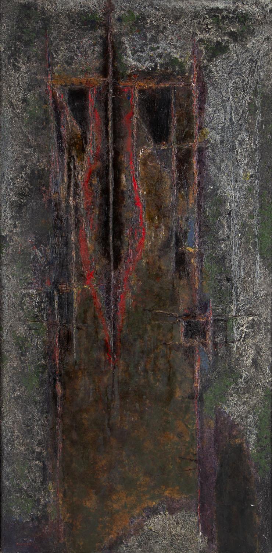 """""""Pejzaż 18/61"""", 1961"""