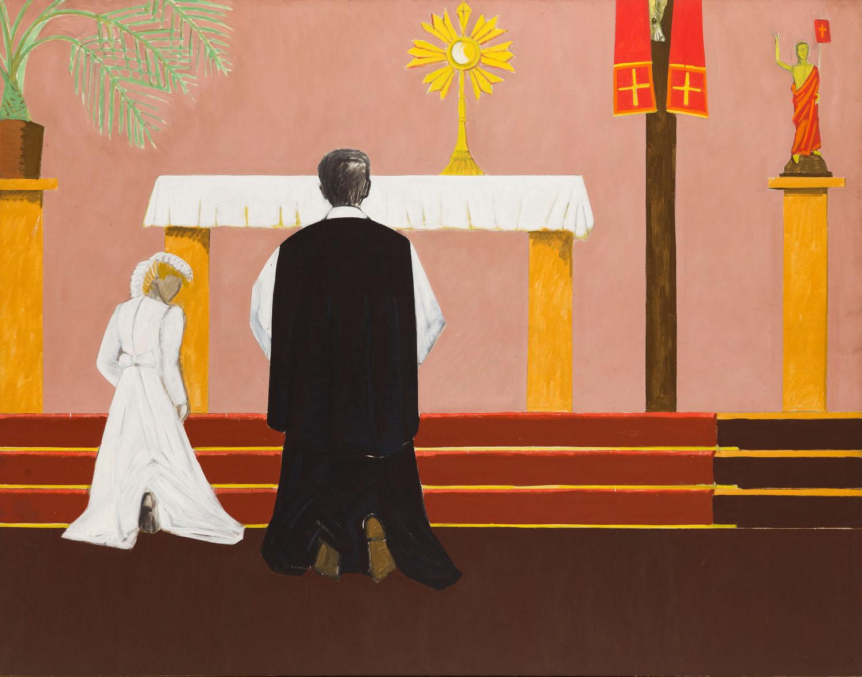 """""""Przed ołtarzem"""", 2000"""