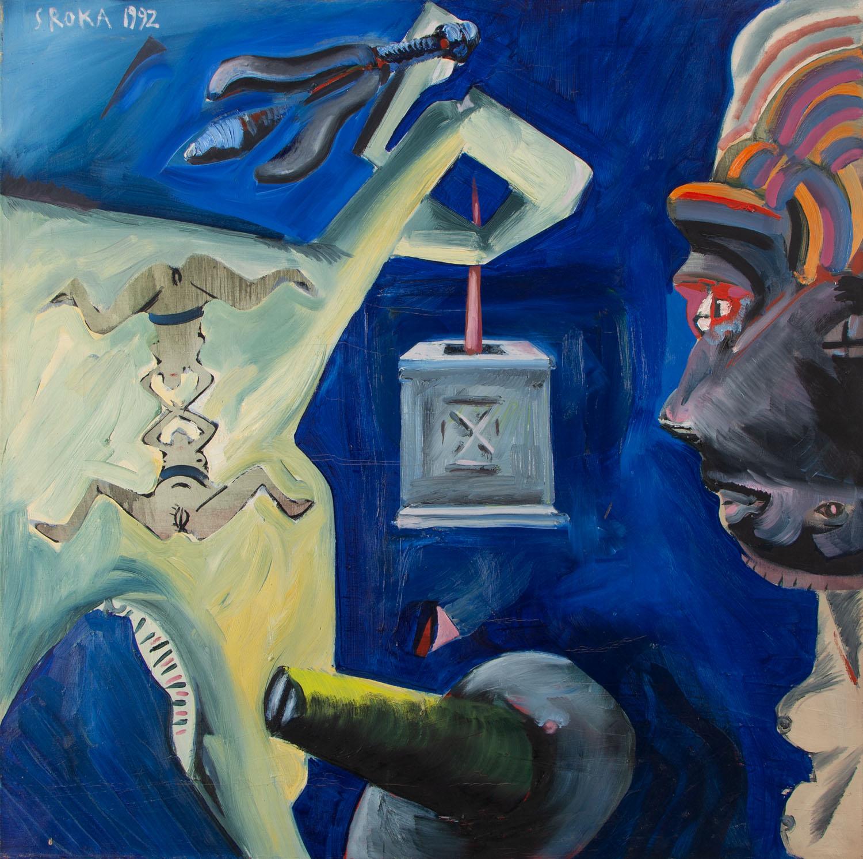 Bez tytułu, 1992