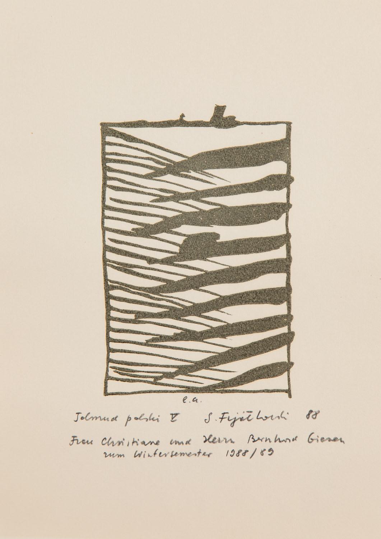"""Talmud polski V"", 1988"