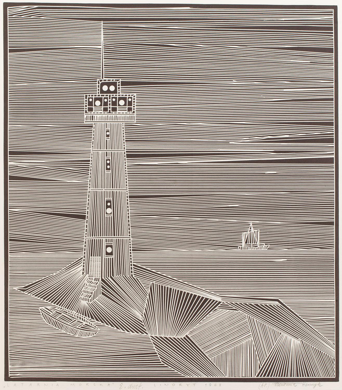 """Latarnia morska"", 1963"