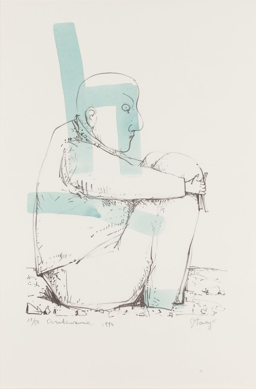 """""""Oczekiwanie"""", 1994"""