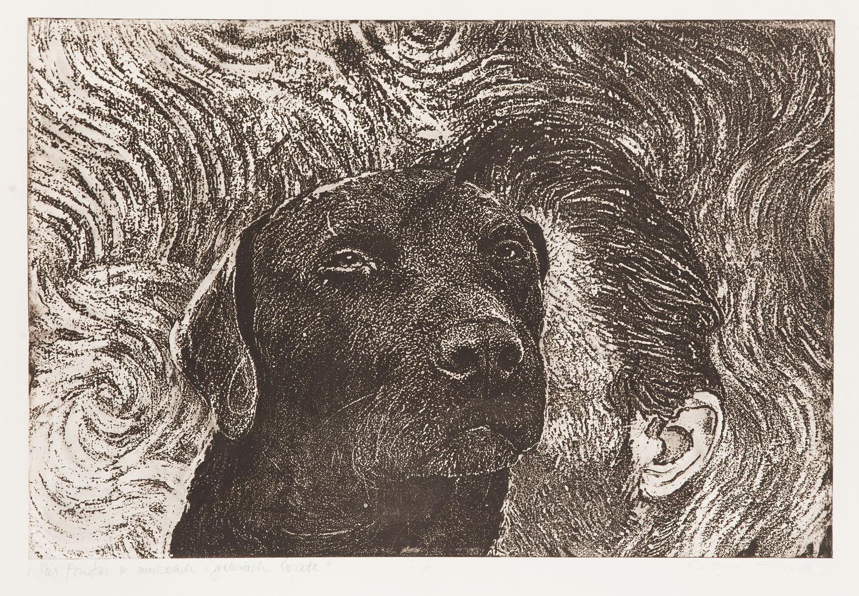 """""""Pies Pontus w muzeach i galeriach Świata"""", 1994"""